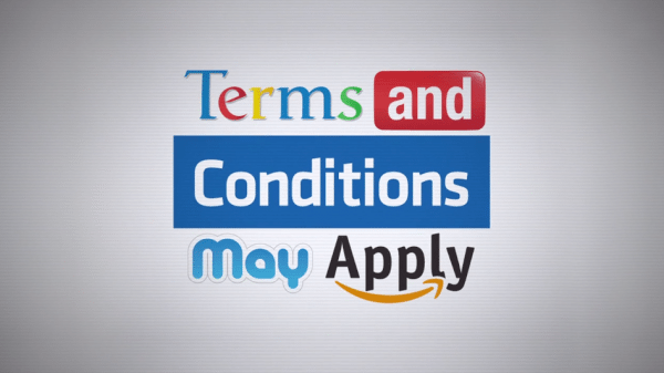 Terms and Conditions May Apply
